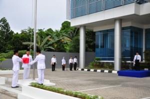 11292011 upacara hut Korpri