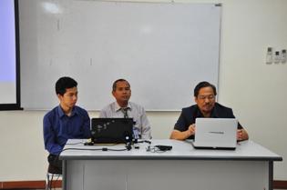 Kepala Perwakilan memberikan pengarahan dalam pembukaan Diklat TABK