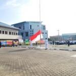 Upacara Bendera HUT BPK RI ke-66