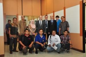 Gambar 2. Foto Bersama usai diskusi