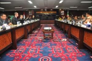 Gambar 1. Pertemuan antara NIK Polandia dengan Stakeholder BPK