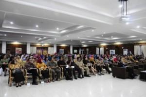 Gambar 3. Suasana peserta Rakor Pembahasan Tindak Lanjut